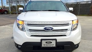 2015 Ford Explorer Limited Full Review / Start Up / Exhaust
