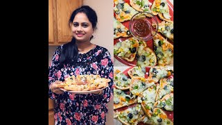 #Bread Pizza  | How to make Bread Pizza from  Milu's Kitchen |Good Food Good Moments