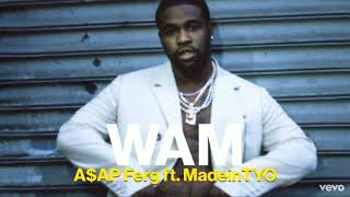 A$AP Ferg   Wam (Feat. MadeinTYO) Instrumental Remake