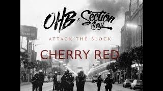 Chris Brown - Cherry Red 🍒  ft. Ray J & Luvaboy TJ (Lyrics) - Attack The Block HD