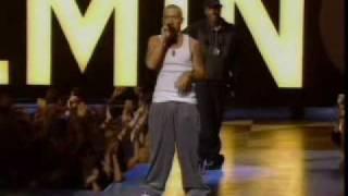 Eminem - The Real Slim Shady + The Way I Am - Live at the MTV Music Awards