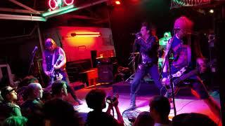 TOTAL CHAOS Fresno Punk Invasion Aug 31st 2018 part one.