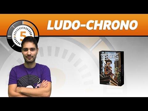 LudoChrono - Prohis - English version
