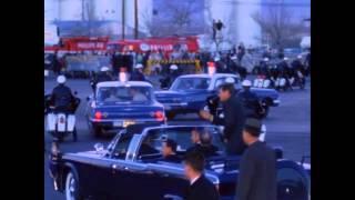 President Kennedy visits Sandia Labs, 1962