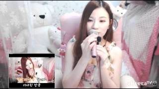 2014.07.29 BJ꽃비 - 순수 (죠앤/Joanne) Live