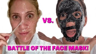 May the BEST Face Mask Win! Review & Demo of 4 Masks