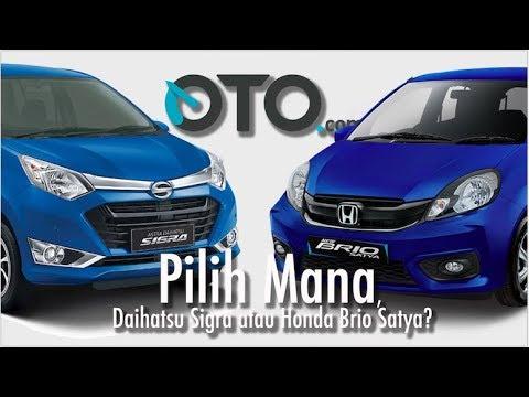 Pilih Mana, Daihatsu Sigra atau Honda Brio Satya? I OTO.com