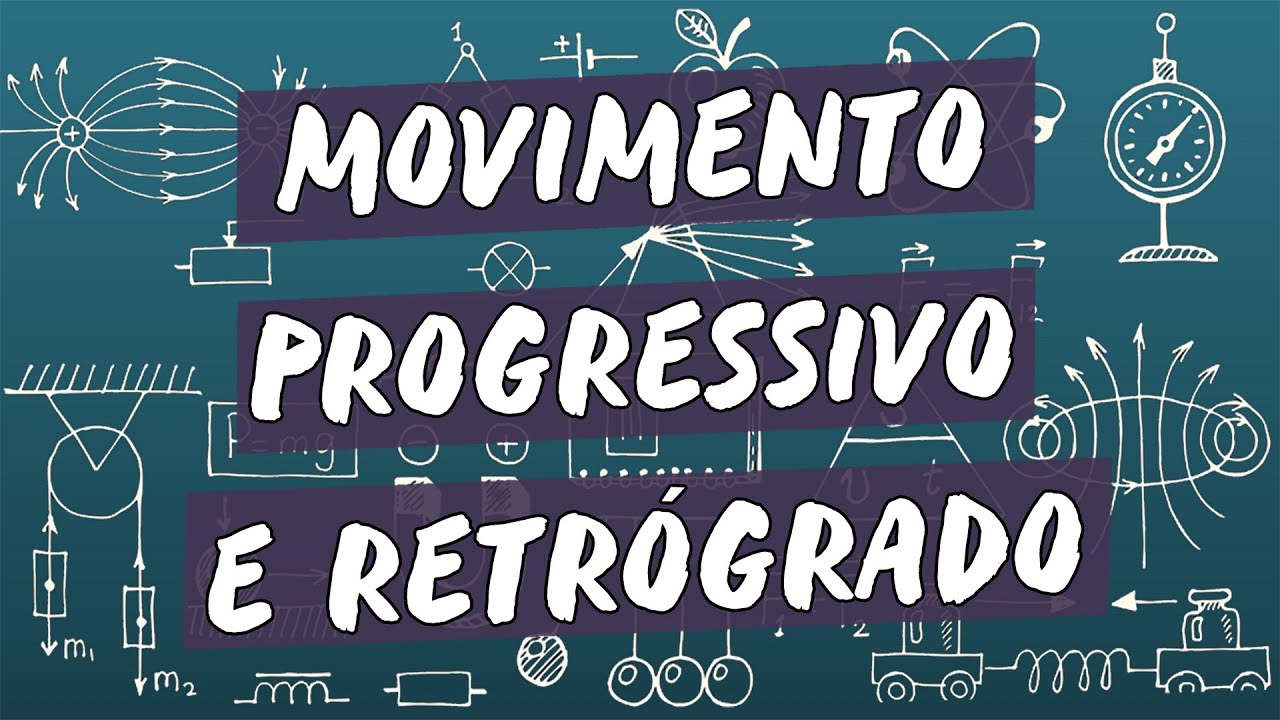 Movimento Progressivo e Retrógrado
