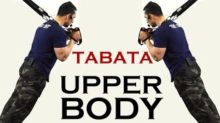 Suspension Training Upper Body | Tabata | The Bow | TRX & RIP60 Compatible by Coach Ali