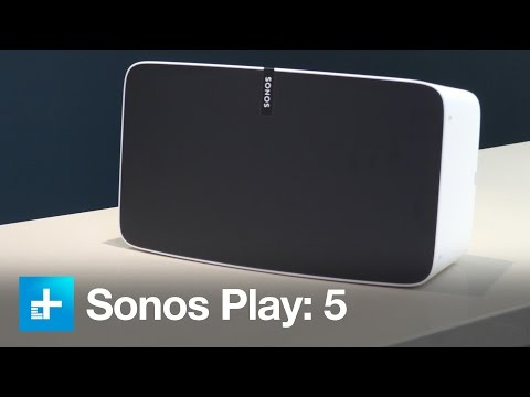 Sonos Play: 5 Wireless Speaker Review