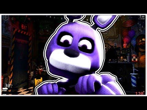 FAZBEAR GAMING! - Bonnie Plays Ultimate Custom Night - смотреть