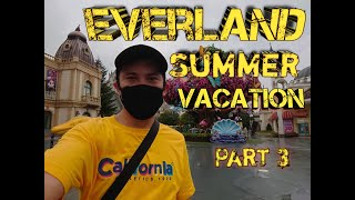 Everland South Korea (summer vacation part 3)