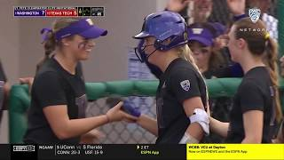 SB: No. 1 Washington Squeaks Out Thrilling Victory Against No. 19 Texas Tech