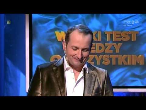 Kabaret Moralnego Niepokoju - Wielki test wiedzy o wszystkim
