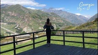 Georgia! Vlog 3: Лучший отель в горах ♥