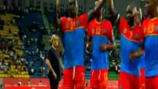 اهداف مباراة ( جمهورية الكونغو 3-1 توجو ) امم افريقيا - الجابون 2017