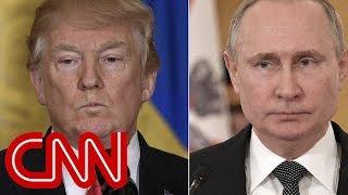 WaPo: Aides told Trump not to congratulate Putin
