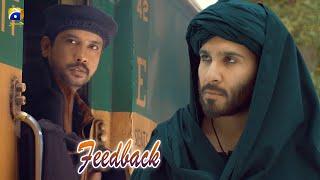 Feedback Time    Khuda Aur Mohabbat Season 3    Iqra Aziz    Feroz Khan