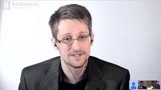 Сноуден о безопасности личных данных в сети | BitNovosti.com