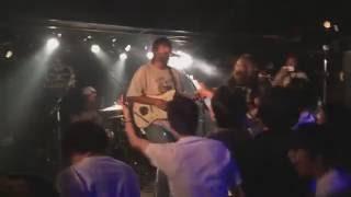 Turnover - Waiting live in Tokyo (at Udagawa Garret, Shibuya. ICE GRILL$ tour 2016)