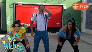 ¡María Elena Y Ramona Se Enfrentan En Una Competencia!   Los Vílchez 07012019
