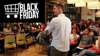 Black Friday Facebook & Instagram Ads 15-Step Guide by Patrick Wind