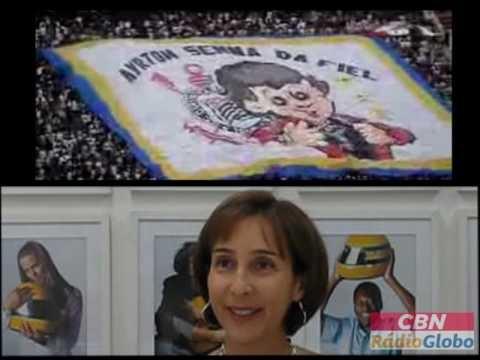 #19AnosSemSenna Irmã de Senna Conta suas histórias e seus fanatismos pelo corinthians e pelo futebol