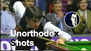 Snooker Unorthodox Shots