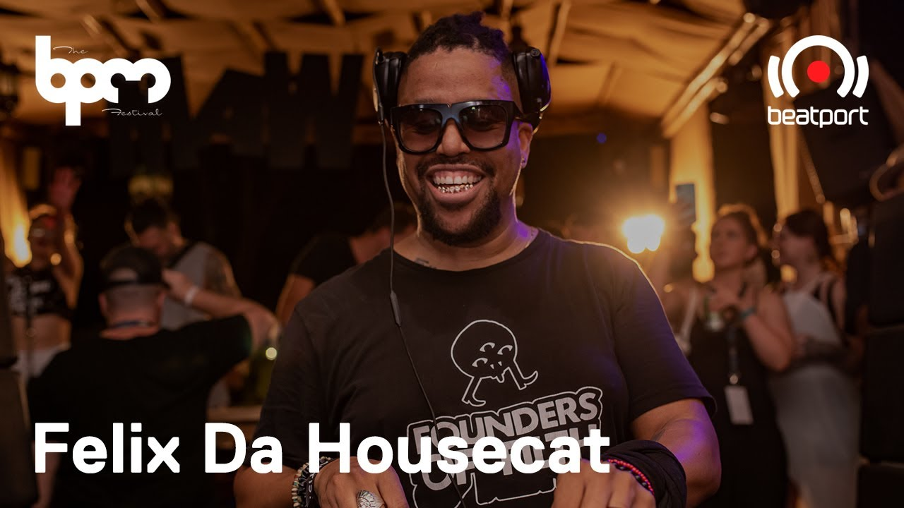 Felix Da Housecat - Live @ The BPM Festival Costa Rica 2020