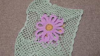 Bolero Crochet Para Niña Parte 2 De 2