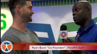 Ryan Buch of FieldFit shares his story and takes the Barefoot Science Challenge