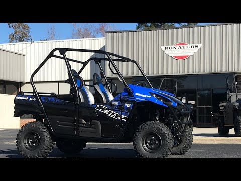 2021 Kawasaki Teryx in Greenville, North Carolina - Video 1