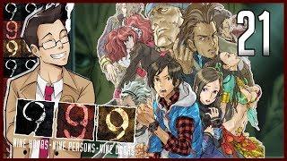 999 Nine Hours Nine Persons Nine Doors (PC Remaster)   \  & KarateChopsticks - Danganronpa V3: Killing Harmony   \