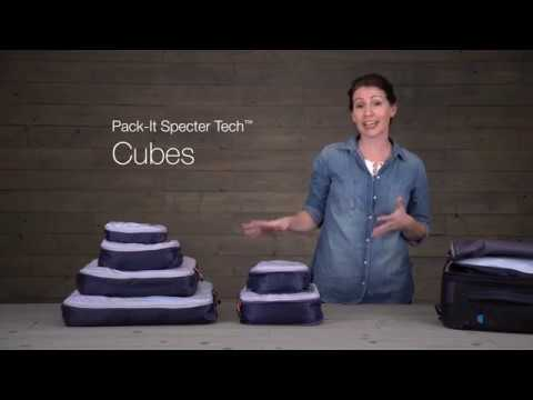 Eagle Creek Cube de compression Pack-It Specter Tech
