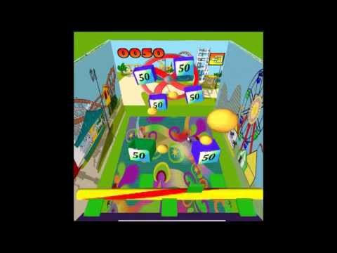 Video of Ping Pong Carny Land Pro