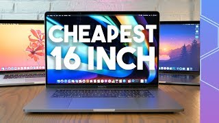 Is the cheapest 16 inch MacBook Pro really 'Pro'?