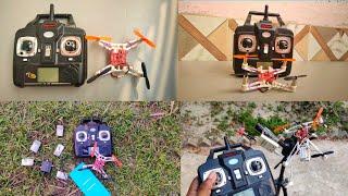 How to make FPV Camera Drone at Home - Make Camera Drone