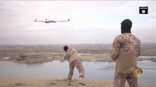 تحميل و مشاهدة تنظيم الدولة يستهدف القوات العراقية بطائرات مسيرة ???????? MP3