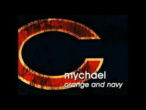 """""""Orange and Navy"""" by mychael GO BEARS!!!!! (Wiz Khalifa remix)"""