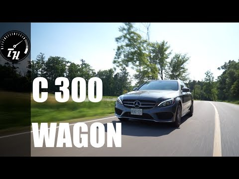 2018 Mercedes-Benz C 300 WAGON // All Wagons Go To Heaven