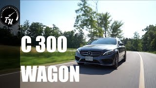 [Throttle House] 2018 Mercedes-Benz C 300 WAGON // All Wagons Go To Heaven