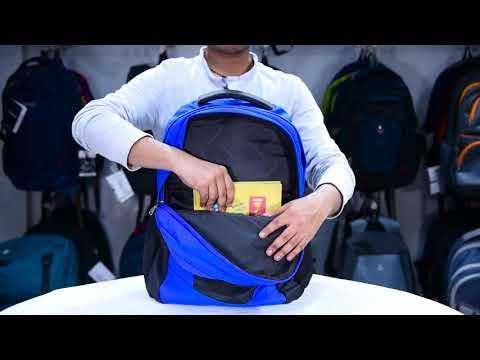 Killer Black Professional Laptop Backpack