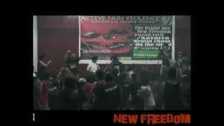 New Freedom - Sangre De Mis Manos (Downset) @ ANV #2