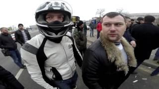 Другой ракурс. Страшная авария Lamborghini на Варшавском шоссе. Не для слабонервных. Извлечение.