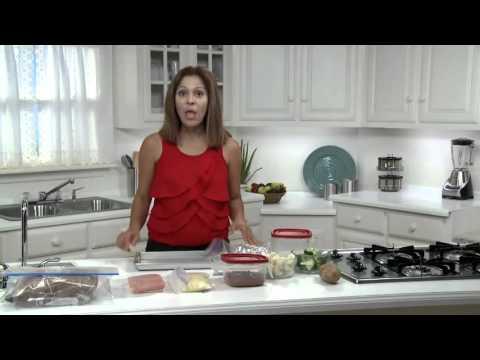 Como congelar los alimentos para evitar la quemadura por congelamiento