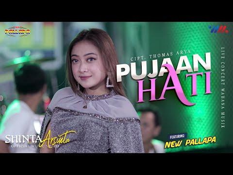 shinta arsinta ft new pallapa pujaan hati official music video live concert wahana musik