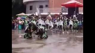 preview picture of video 'IMPERIUM DANCE PRIMER LUGAR EN COMPETENCIA EN ZARAGOZA 11-10-2014'