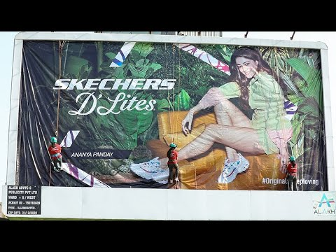 Go high, go bold, urges Skechers in new campaign
