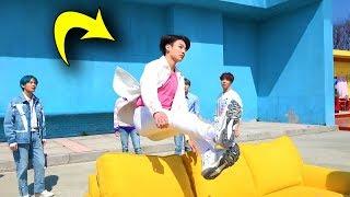 BTS Jungkook makes his hyungs laugh!