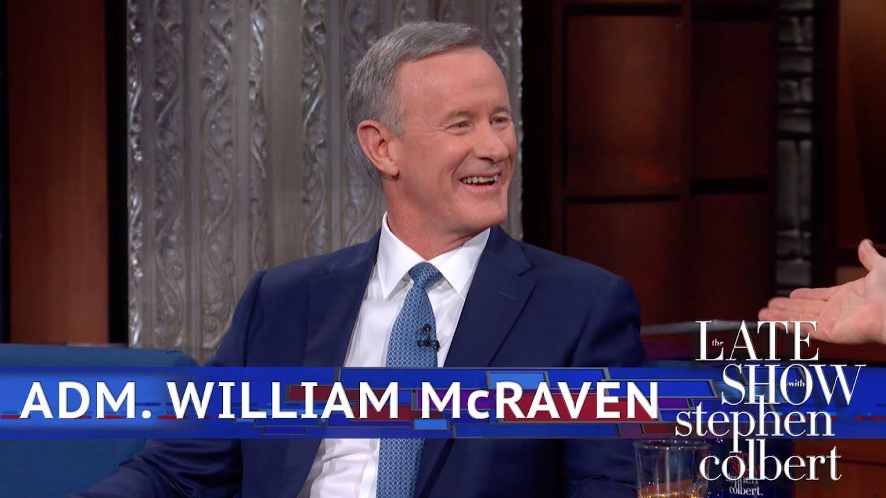 Adm. William McRaven Sat Down With Saddam Hussein thumbnail